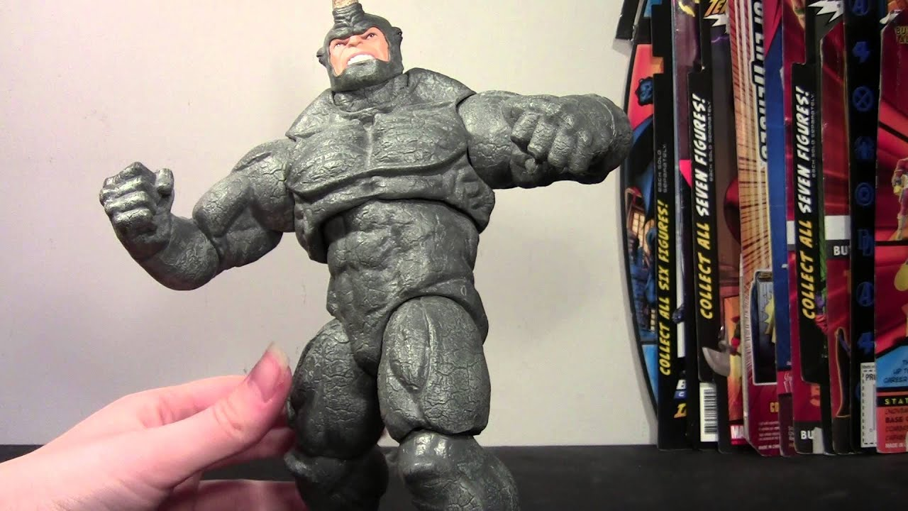 Marvel Select Mephisto Review - YouTube