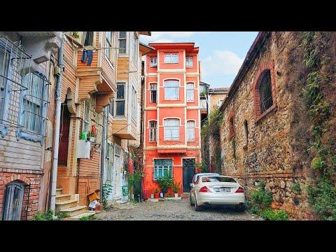 ISTANBUL WALK | Süleymaniye Streets in Autumn 2020