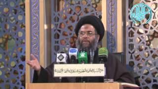 السید عادل العلوي 3 رمضان 1435 تفسیر دعاء مکارم الأخلاق