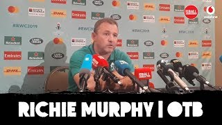 Richie Murphy | Ireland's Rugby World Cup build-up | OTB