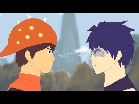 BoBoiBoy VS Fang [Fan Animation]