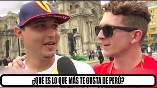 Que te gusta de Perú?? || Gr3ngasho
