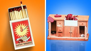 Miniature Crafts You Can Easily Make