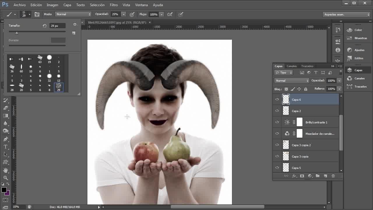 Pinceles para Photoshop GRATIS: la MAYOR colección de ...