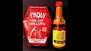 The Paqui One Chip Challenge + The Last Dab (Hot Ones)