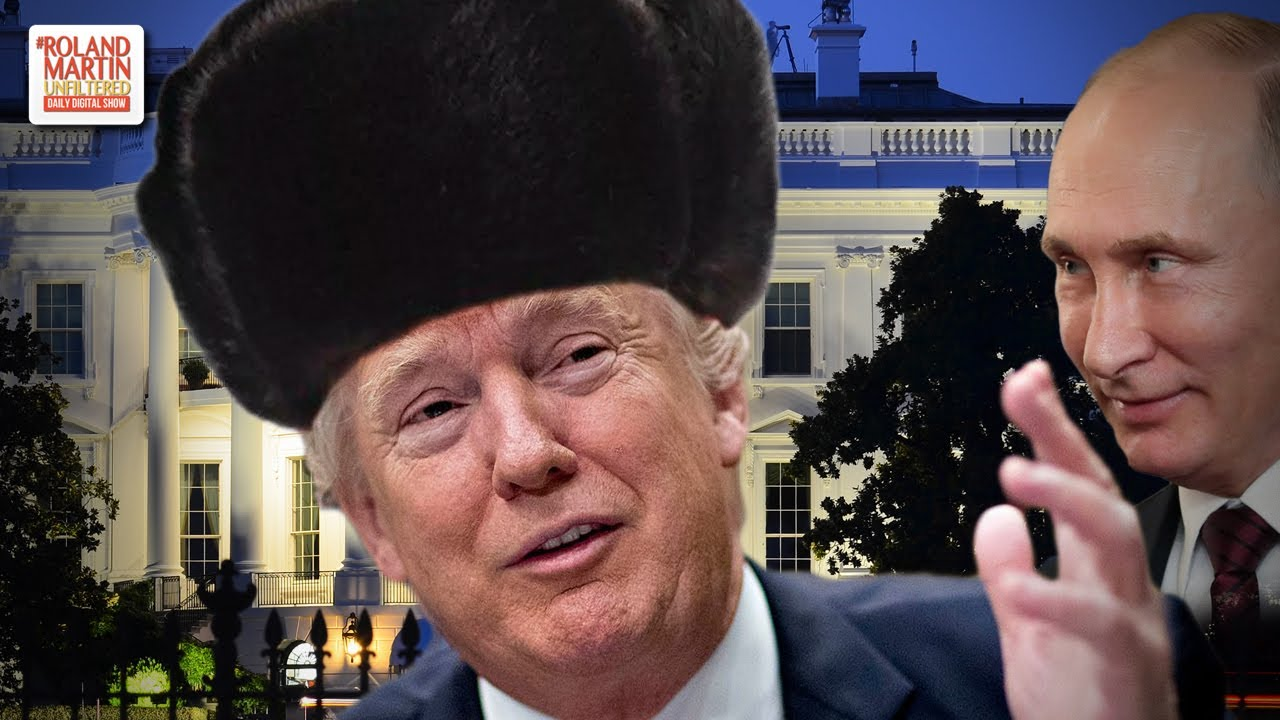 Download Nance: Trump Camp 'Expected & Accepted' Benefits Of Russian Effort To Influence  2016 Prez Race