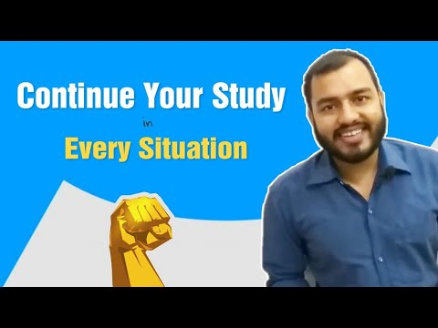 Continue Your Study in Every Situation | by Physics Wallah
