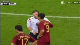 Rooney vs Ronaldo