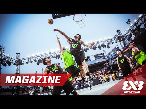 Magazine - Beijing - 2016 FIBA 3x3 World Tour