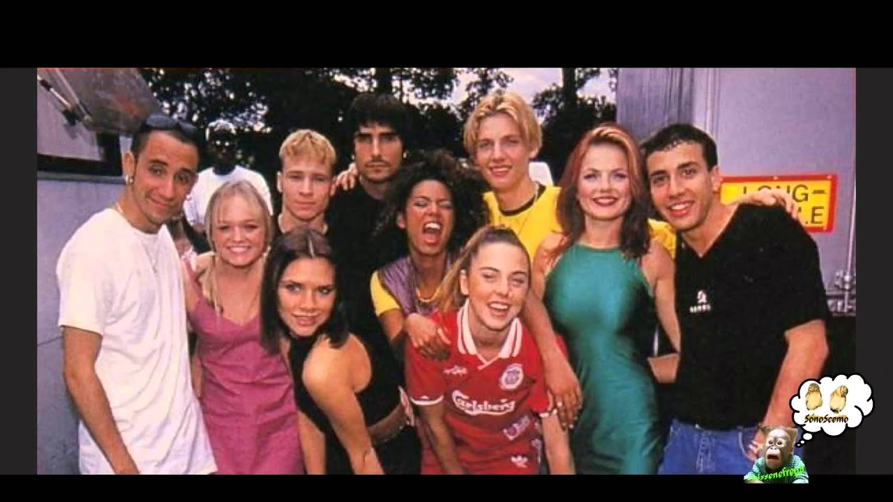 pictures The Spice Girls and Backstreet Boys Might Tour Together