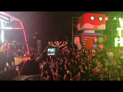 Hindia - Secukupnya (Live At We The Fest 20/07/2019)