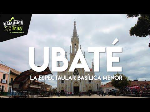 Sorpresa en la espectacular basílica menor de Ubaté y la mejor morcilla de Colombia. Día 1