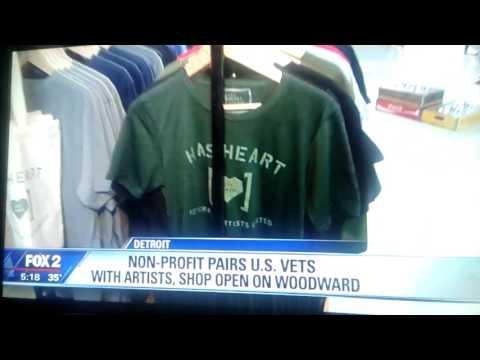 #TeamRoberts 'Beat As One'  Fox 2 News Interview
