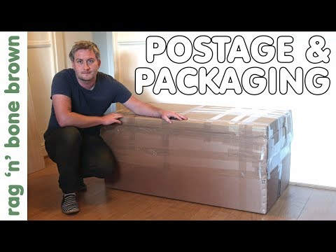 How To Package & Send Large Parcels - UK & International