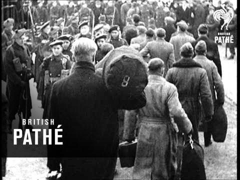 Nazi Prisoners In Canada (1941)