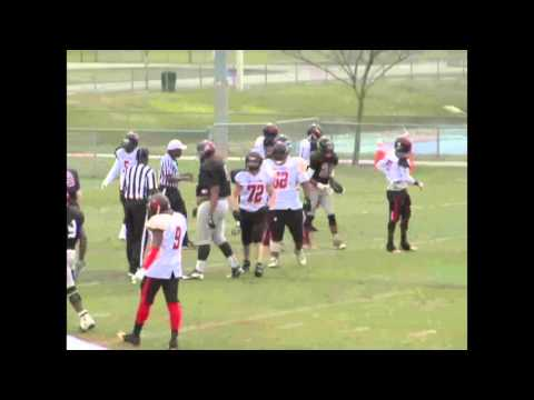 Tigersharks VS Decepticons 3/19/2016