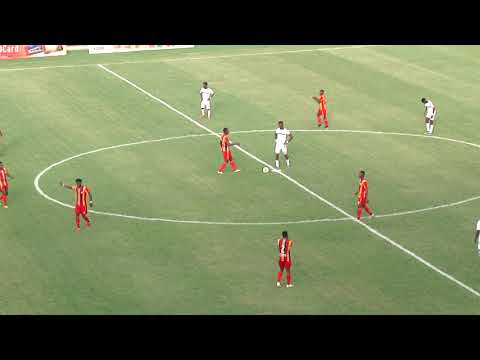 HEARTS OF OAK 2-0 INTER ALLIES - NC SPECIAL COMPETITION HIGHLIGHTS