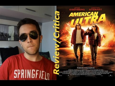 American Ultra (2015) | Review/Crítica