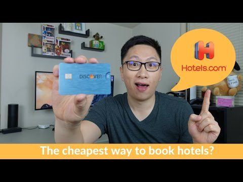 22% Off Hotels w/ Discover It + Sam's Club + Hotels.com