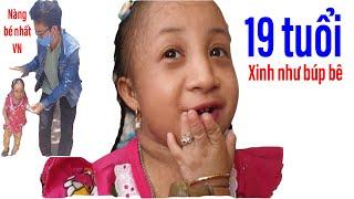Cô nàng bé bỏng nhất VN, 19 tuổi, dễ thương như búp bê II ĐỘC LẠ BÌNH DƯƠNG