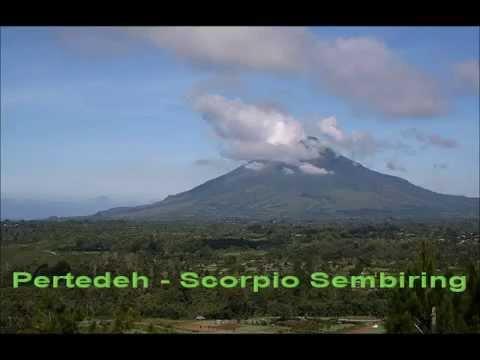 Lagu Karo Pertedeh -  Scorpio Sembiring
