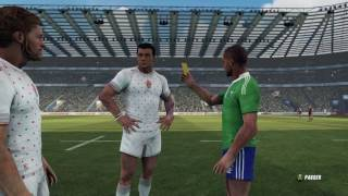 Rugby Challenge 3 : Rugby à 7 : Angleterre Vs All Black