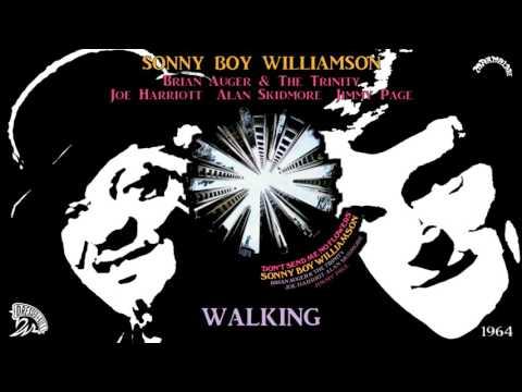 Sonny Boy Williamson with Brian Auger & The Trinity - Walking [Blues - Rhythm and Blues] (1964)