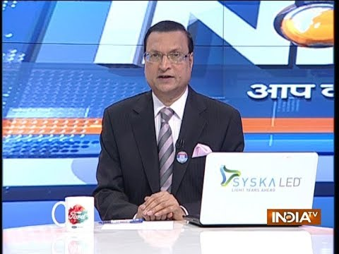 Aaj Ki Baat with Rajat Sharma | 4th December, 2017
