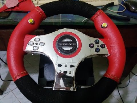 Thumbnail: DIY Homemade USB Steering Wheel for PC