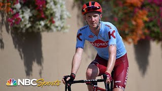 Stage 7 win at 2015 AMGEN Tour of California came full circle for Ian Boswell   NBC Sports