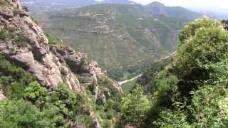Испания 2012. Каталония. Гора Монсеррат. День тринадцатый.