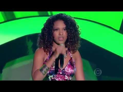 The Voice Brasil - Vanessa Borges se apresenta na Audição