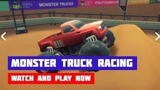 Monster Truck Racing Arena · Game · Gameplay