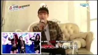 Baekhyun is the biggest Fanboy of Taeyeon