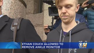 Ankle Monitor Removed From Ethan Couch