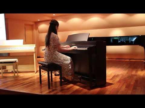 カワイ電子ピアノ「CN39」を演奏