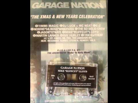 Mike ruff cut Lloyd Garage Nation new years eve 2000
