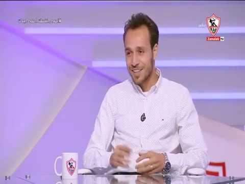 Photo of محمد عنتر لاعب نادي الزمالك يحكي حكايته مع كرة القدم منذ الصغر حتى وصوله للزمالك – زملكاوي – الرياضة
