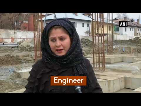 Construction of multilevel parking underway in J&K's Srinagar