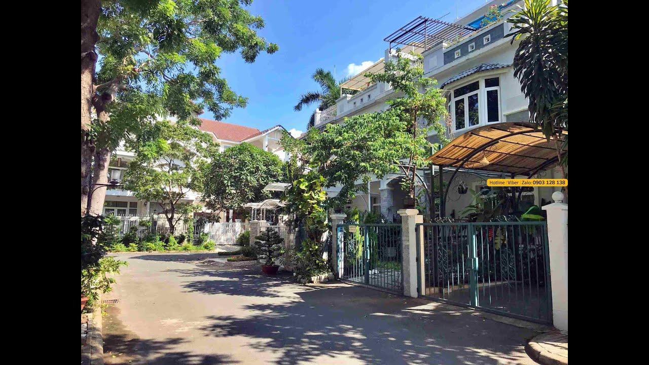 Biệt Thự Liền Kề Mỹ Thái 1 Phú Mỹ Hưng Quận 7