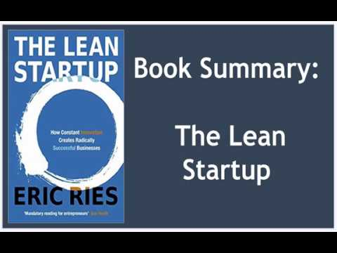 Book Summary: Lean Startup By Eric Ries