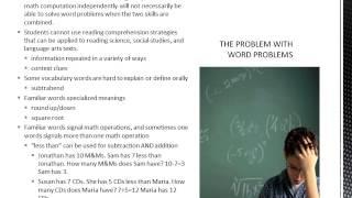 Teaching Math to English Language Learners