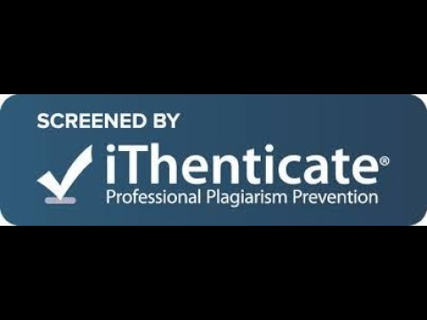 How To Use Ithenticate معرفة نسبة النسخ واللصق في الابحاث والرسائل العلمية Youtube