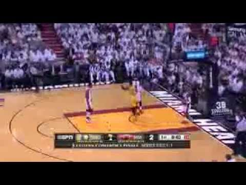 Miami Heat vs Indiana Pacers Game 3 Highlights NBA Playoffs 2014