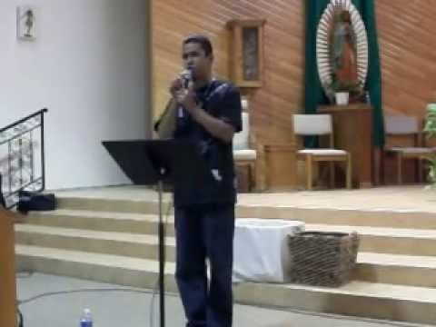 sergio carrillo testimonio y predicador # 1