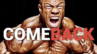 PHIL HEATH - UNFINISHED BUSINESS - 2020 OLYMPIA COMEBACK MOTIVATION 🔥
