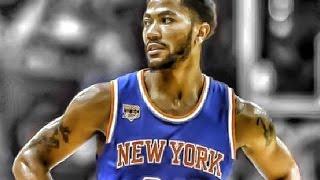 Derrick Rose 2017 Knicks Tribute •In The Name of Love•
