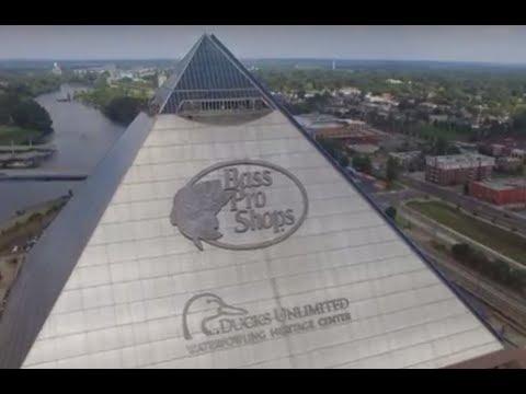 Pyramid Memphis Bass Pro Big Cypress Lodge The Spa Guy Stays Da Spa Guy DSG #80