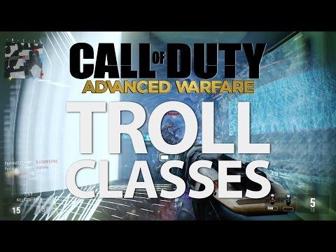 Call of Duty: Advanced Warfare Troll Classes