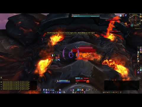 WoW Spine of Deathwing easy AoE solo